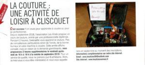 Cours association Les Alizés Cliscouët Vannes