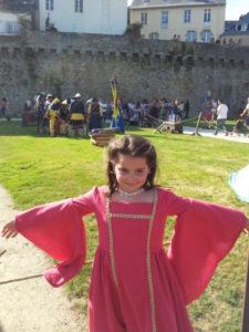Fêtes historiques costumées Vannes 2015