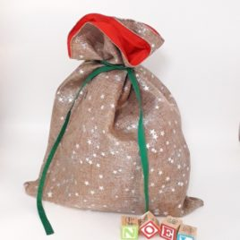 Sac cadeaux de Noël