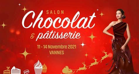 Affiche salon du chocolat Vannes 2021